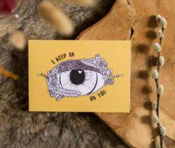 Kaart - I keep an eye on you