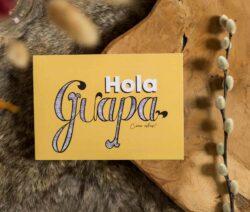 Kaart - Hola Guapa